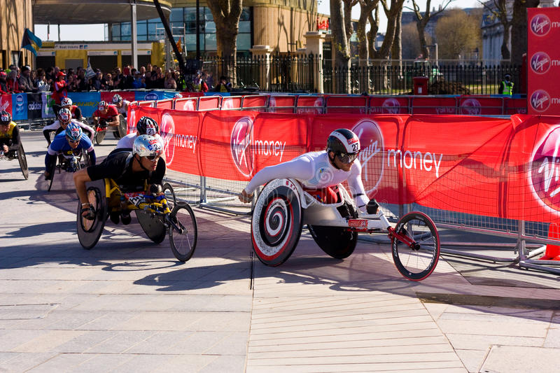 Download Marathon editorial photography. Image of disabled, athletic - 24642632