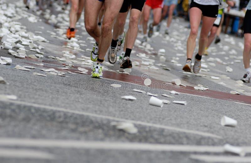 Download Marathon Royalty Free Stock Photography - Image: 753037