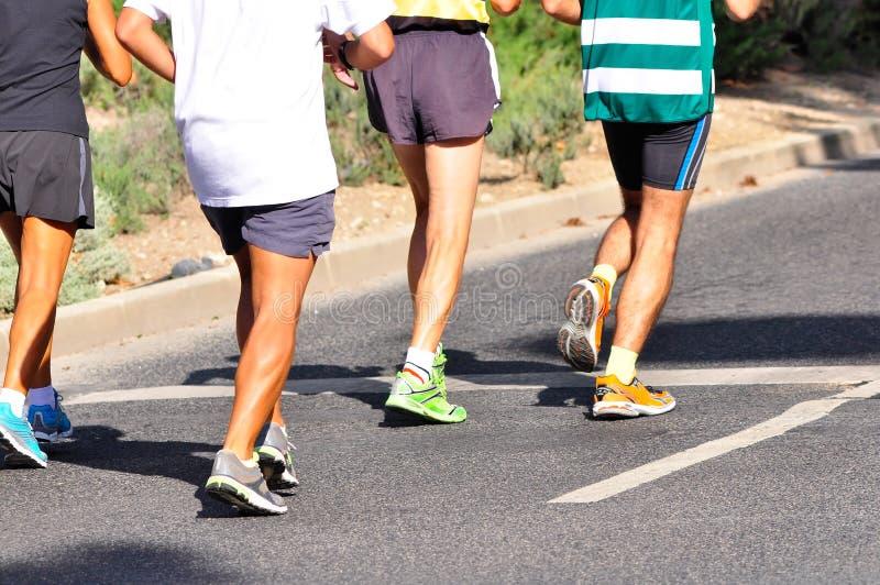 Download Marathon Racers stock photo. Image of feet, foot, racing - 25041448