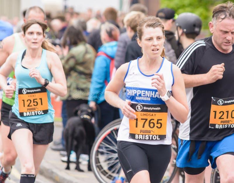 Marathonagenten R5 royalty-vrije stock afbeeldingen