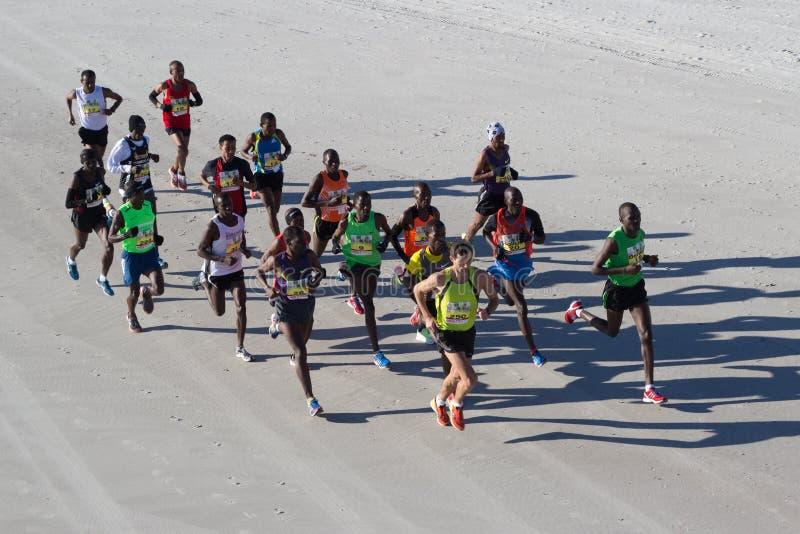 Maraton obrazy stock