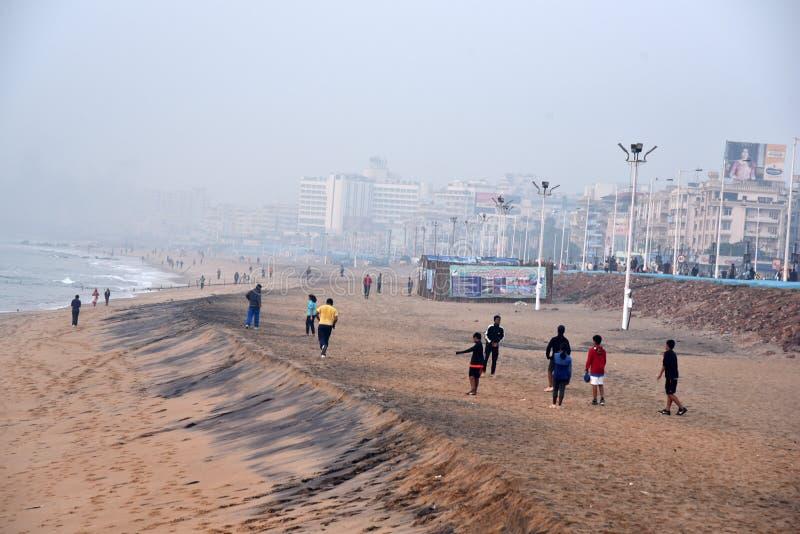 Maravilhas de Vizag na Índia foto de stock