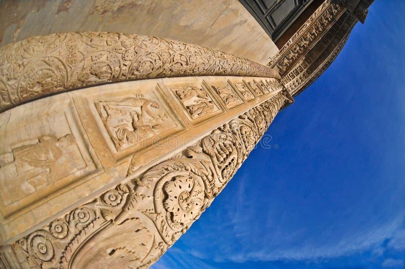 Maravilla de Pisa fotografía de archivo libre de regalías