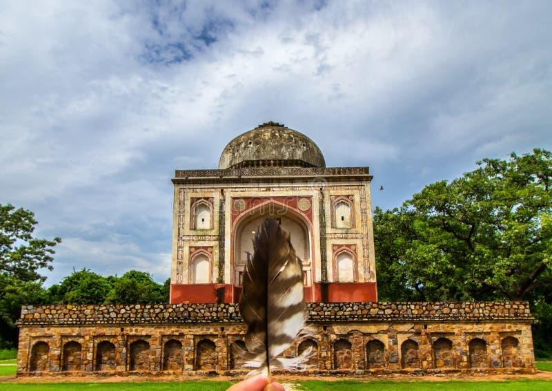 Maravilla histórica de Delhi fotografía de archivo libre de regalías