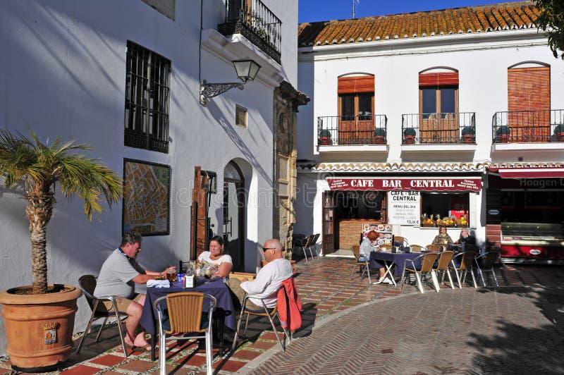 marbella Ισπανία στοκ φωτογραφία