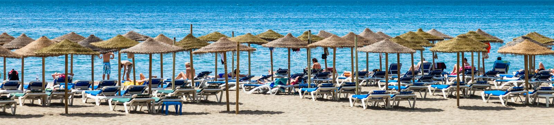 Marbella στοκ εικόνα