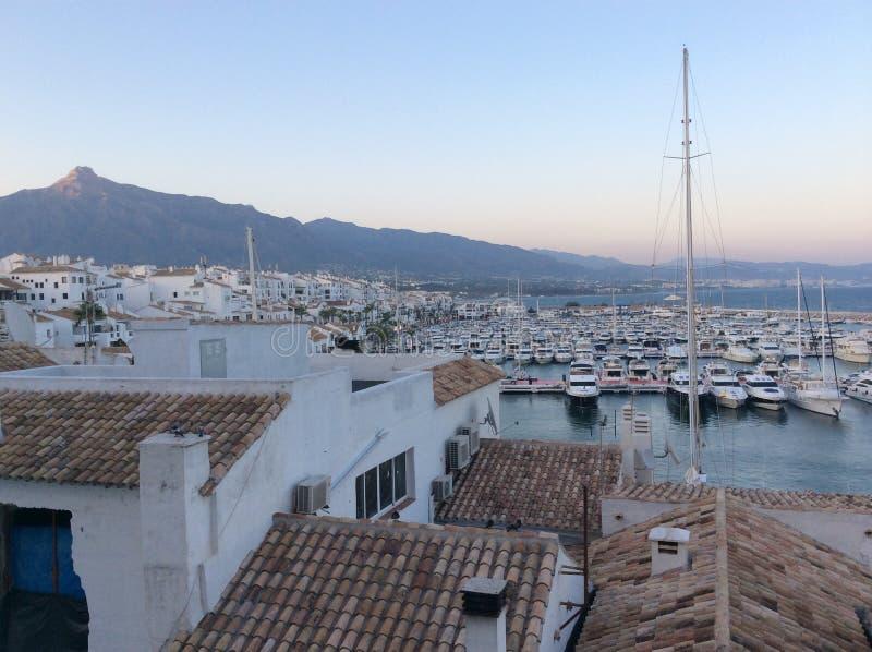 Marbella royalty free stock image