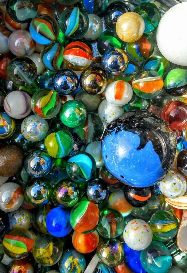 Marbels fotografia royalty free