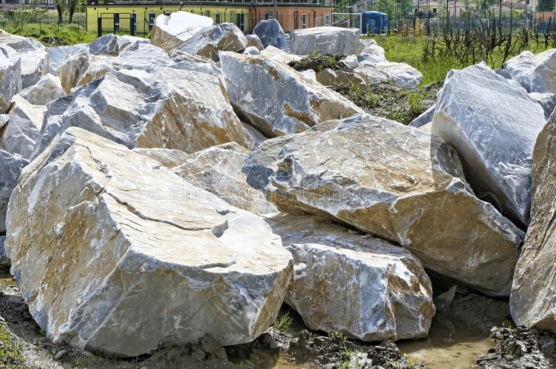Download Marble stock image. Image of construction, rocks, quarry - 24586893