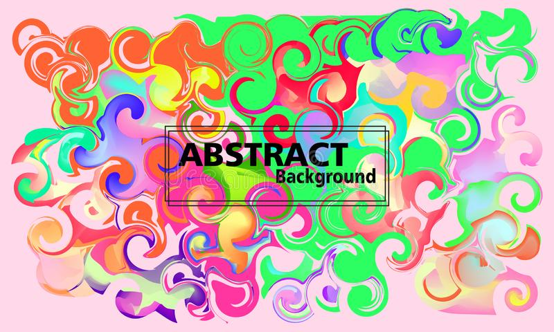 marble abstract background stock illustration