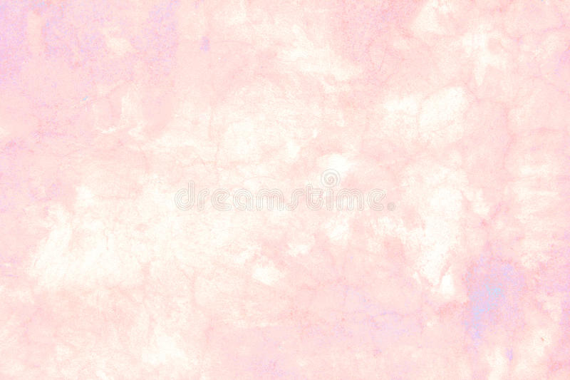 Marble background in pastel shades of pink.  stock image