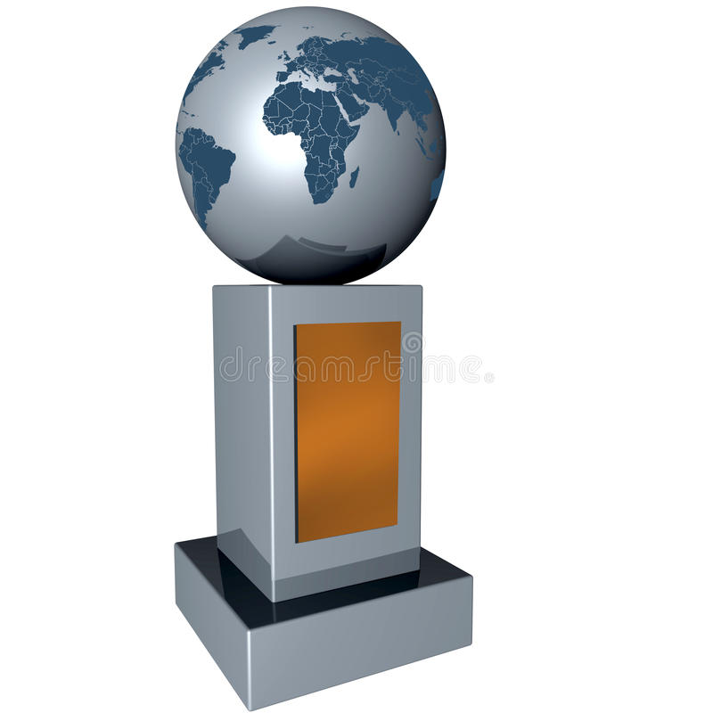 Free Marble Base Award Platform Stock Photo - 16914690