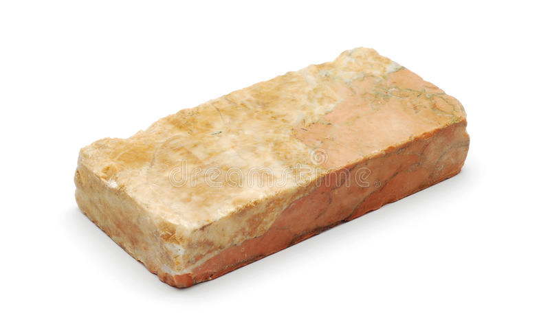 Marble brick royalty free stock photography
