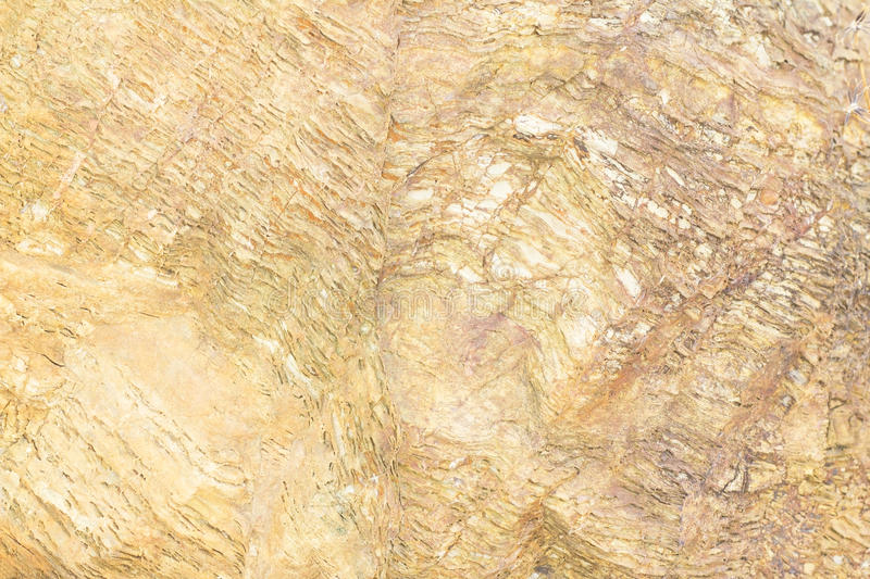The Marble brown water erosion pattern texture background. stock image