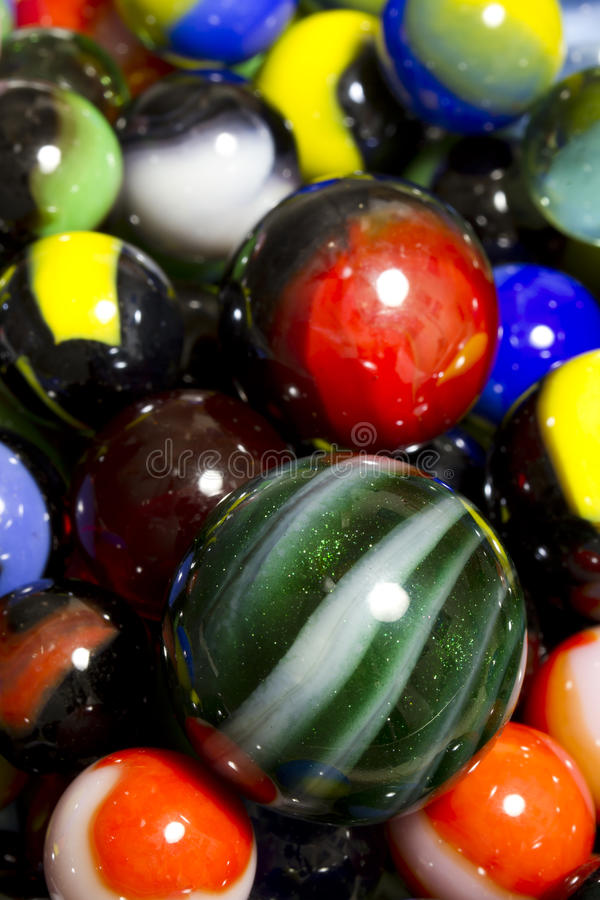 Marble Collection stock image
