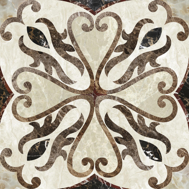 Marble decor bacground royalty free stock images