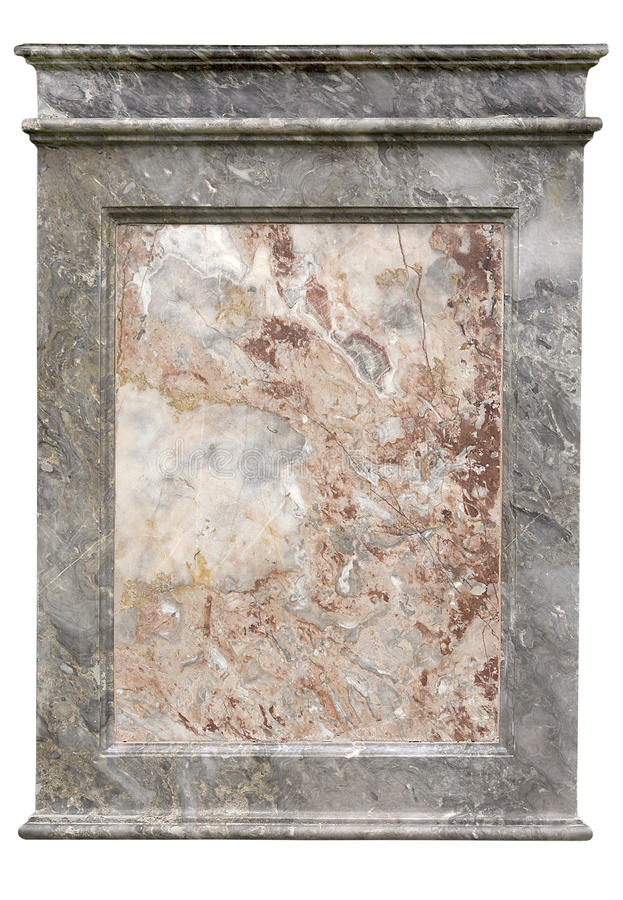 Marble Frame Royalty Free Stock Images