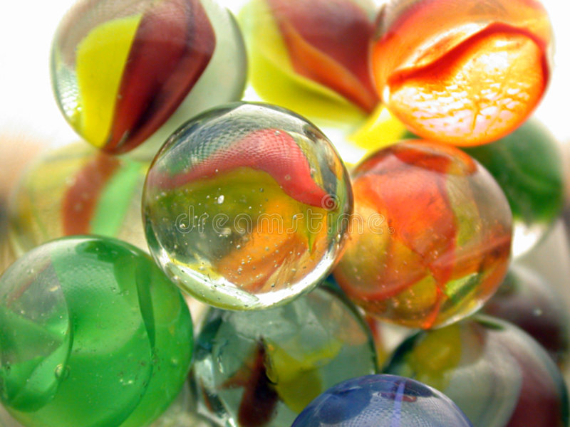 Download Marble Fun stock image. Image of erickson, used, marbles - 94047