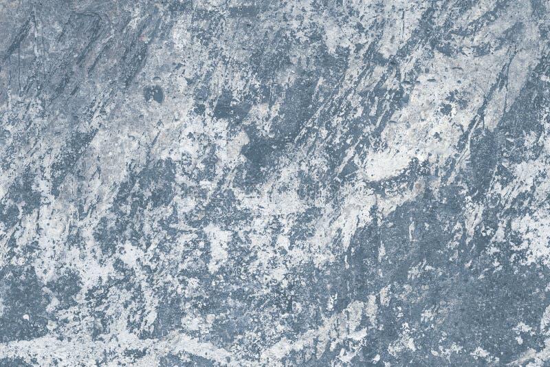 Marble Grey Wall beton, geslepen Abstract grijs patroon van granietlak Grijze en witte achtergrond van verfgrunge, oud papier t stock fotografie