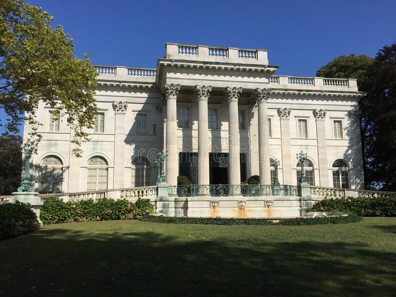 Marble House royalty free stock photography
