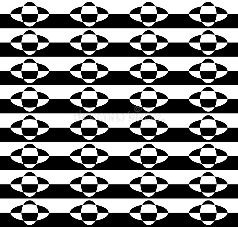 Marble like repetitive, geometric pattern. See more versions in vector illustration