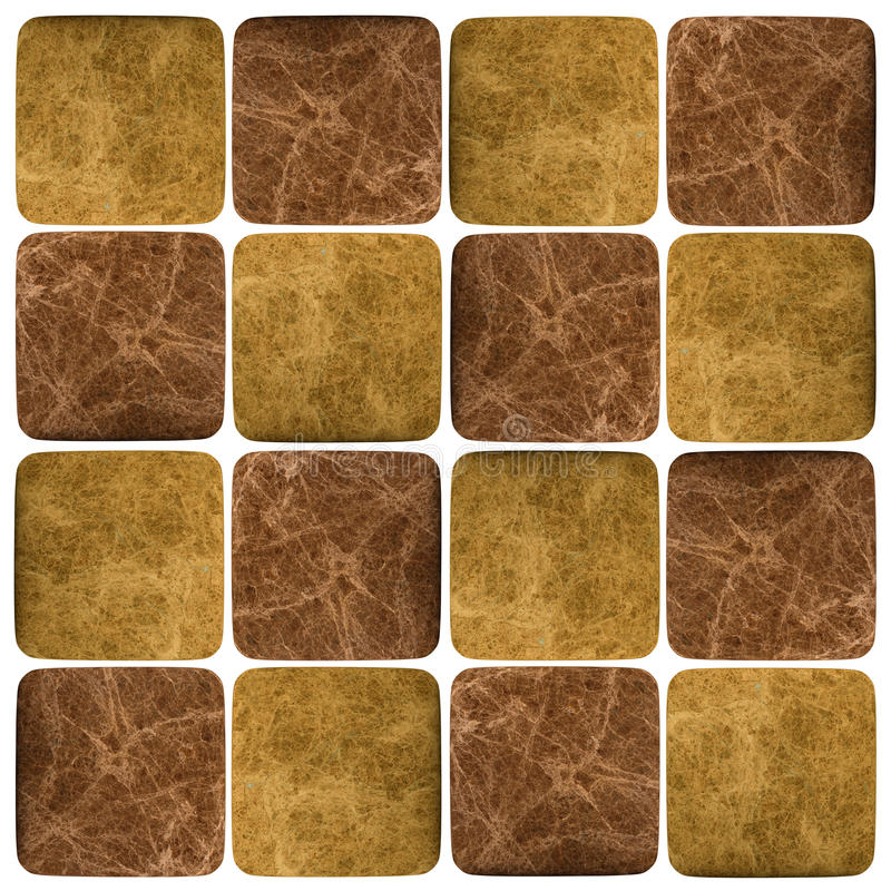 Marble mosaic stock images