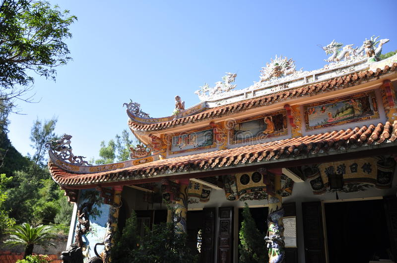 Download Marble Mountains Temple stock image. Image of temple - 15559737