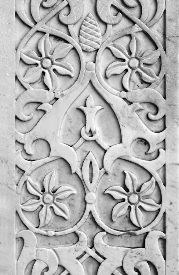 Marble Ornamental Stock Image