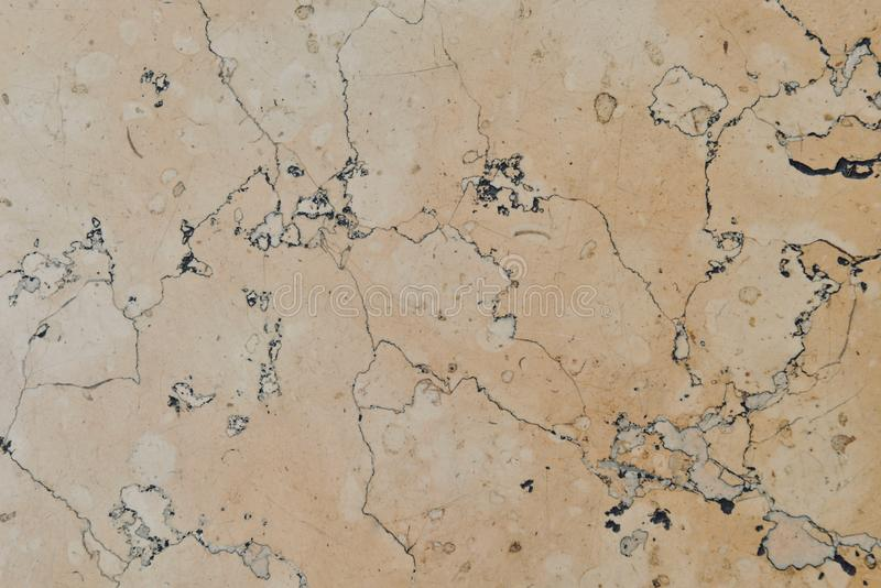 Marble patterned floor background stock photo