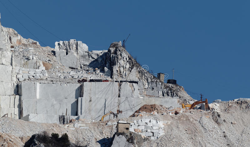 Download Marble quarry stock image. Image of marble, export, miner - 28957919