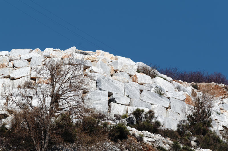 Download Marble quarry stock image. Image of import, mountain - 28957957