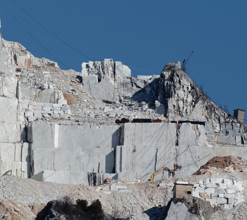 Download Marble quarry stock image. Image of marble, export, carrara - 28958029
