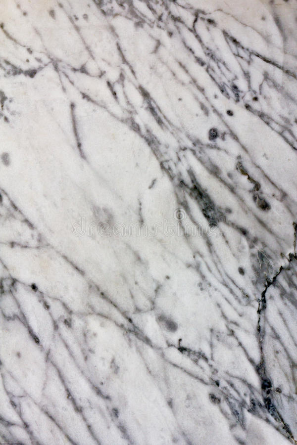 Marble slab background. White veined Marble slab background texture royalty free stock images