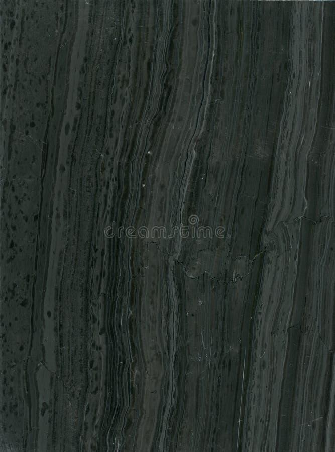 Marble Slab Stone Ebony Wood-Grain royalty free stock photos