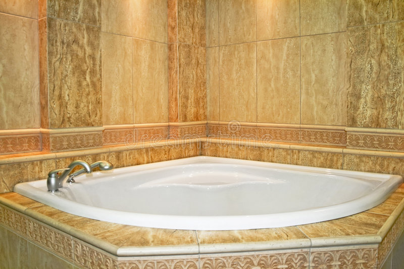 Marble spa royalty free stock image