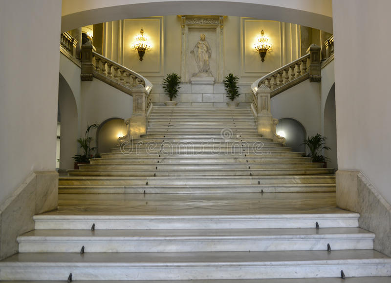 Download Marble stairway stock image. Image of stairs, detail - 28479397