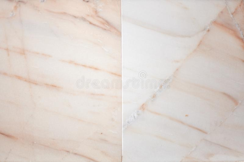Marble stone background with beige and white abstract colors and texture, floor or wall designe and decoration. Nature pattern. royalty free stock photo