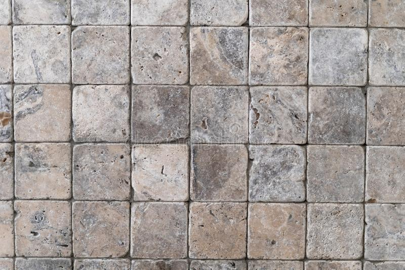 Photo of old marble brick wall texture stock photography