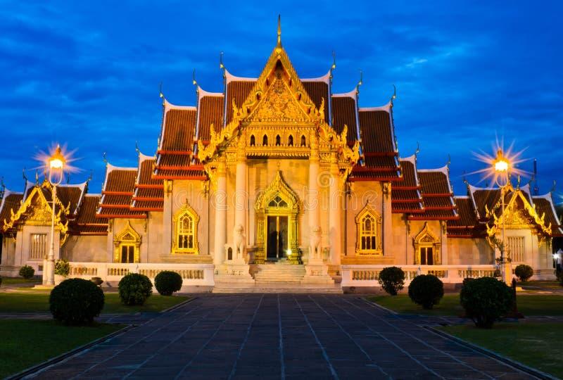 Download Marble temple stock photo. Image of stone, bangkok, thailand - 26309632