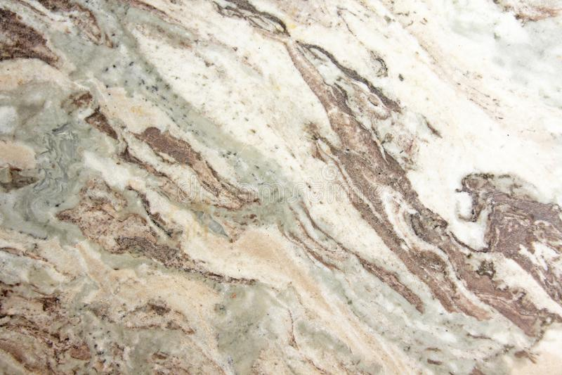 Marble texture background. Abstract beige and green marble stone wallpaper, texture, background.  royalty free stock image