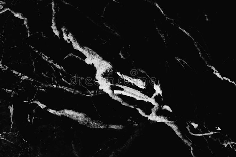 Marble texture black and white background stock images