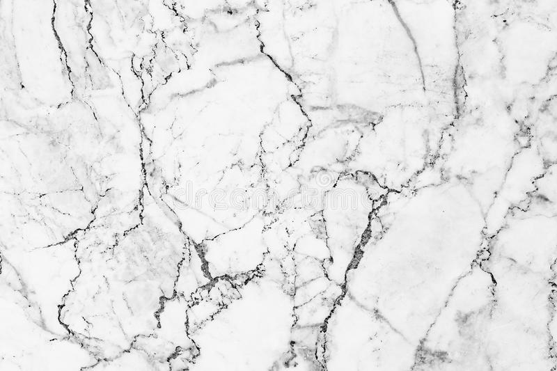 Marble texture black and white background stock photography