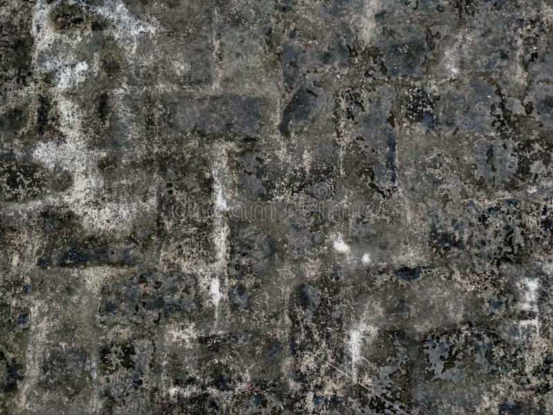 Marble texture in natural pattern, stone floor. Decorative, gray. stock image