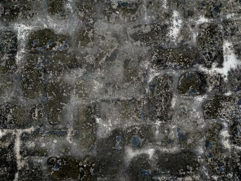 Marble texture in natural pattern, stone floor. Decorative, gray. royalty free stock photography