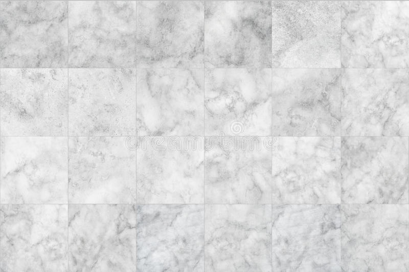 Marble tiles seamless floor texture.  royalty free stock images