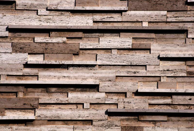 Marble wall. Closeup of modern marble wall stock photos