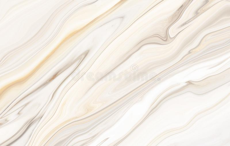 Marble wall white brown pattern ink swirl yellow green graphic background . Marble wall white brown pattern ink swirl yellow green graphic background abstract royalty free stock photography