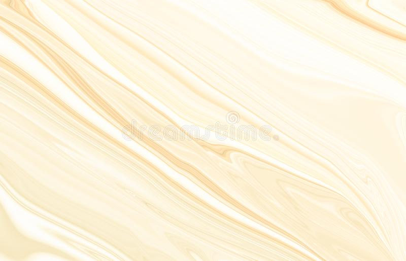 Marble wall white brown pattern ink swirl yellow green graphic background. Marble wall white brown pattern ink swirl yellow green graphic background abstract stock photography