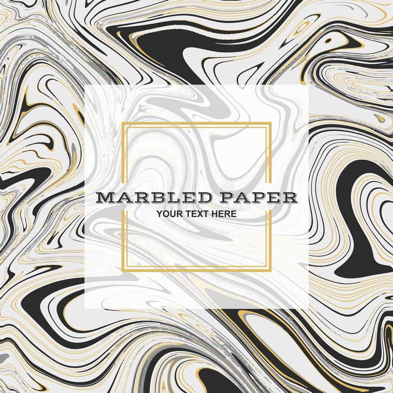 Free Marbled Paper Background 02 Stock Images - 112371864