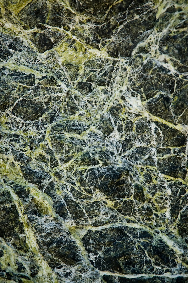Marbled Rock Wall royalty free stock photo